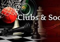 CLUBS AND SOCIETIES